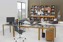 Tiba | Office e Home Office 2015 / Assinada pelo designer Guilherme Bender, a Linha Tiba oferece personalidade, conforto e durabilidade. http://bit.ly/1L1MbGM