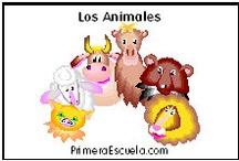Animales - Actividades Infantiles / Para cada animal hay actividades imprimibles, manualidades recortables, artes manuales, dibujos para colorear, sugerencias de literatura infantil y recursos de educación preescolar. Animals themes preschool activities and crafts in Spanish.