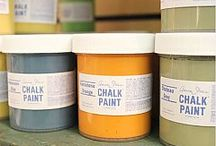 Chalk Paint / by Brandy Smith