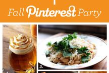Our Next Pinterest Partay / by Amy Pierce Bryant