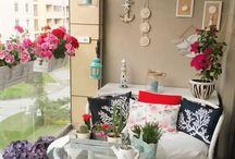 balkon decor