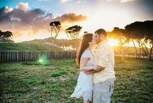Historic Fort Fisher Engagements! / Beautiful engagement shoots at the Historic Fort Fisher in Kure Beach, NC!