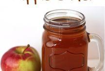 Drinks / Hot apple cider