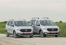 TEST - Dacia Stepway, Dokker & Lodgy