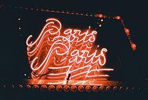 PARIS!  PARIS!! / by Sandy Brunson