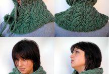 capucha verde