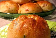 Suolaista leivontaa