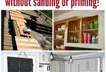 paint kitche cabinets without sanding or priming