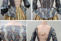 1740-1790 Brocade Jackets / by Aubry