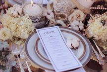 Decor and Table Settings