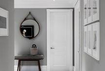 paredes grises