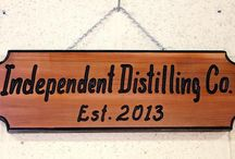 """Independent Distilling Co. / """"Independent Distilling Company was established with a goal of producing small batch handcrafted spirits that focus on the flavors and soul of the south."""" Pot still supplied by Hoga Company Pot stills, hoga company; http://www.hogacompany.com"""