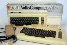 Homecomputers 70's en 80's / Homecomputers