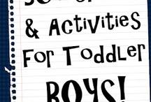 Boy kid stuff / Kids
