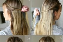 Hair style❤ / Hair is so cool