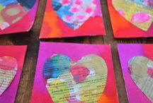 kinder valentines day / by Dana Coburn