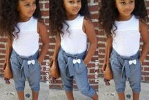 Kids Fashion Girl