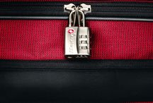 TSA-Accepted Luggage Locks / #Lock your checked #baggage with the lock Transportation Security Administration (TSA) screeners won't cut! TSA can open, inspect and relock bags locked with a TSA-Accepted lock.