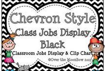 Chevron for the Classroom
