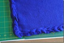 Different Ways To Make Fleece Blankets