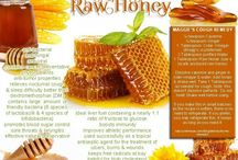 Honey Health Benefits / Honey's been around of thousands of years, and enjoyed as a cure-all for just as long. Raw #honey is *true* honey...don't be fooled by over-processed imitations!