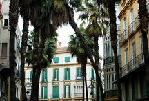 We ♥ Málaga, Spain