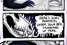creepypasta comics