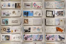 Journals & Sketchbooks / by Larissa van der Klip
