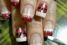 Pretty nails / by Carrie Long Pierson