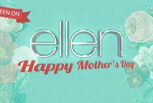 Ellen DeGeneres Amazing Mother's Day Giveaways / Ellen's Mothers Day show 2016