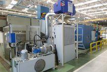 Separare Vapori Ulei / Solutii de la REVEN pentru separarea vaporilor de ulei din industria de prelucrari mecanice cu ajutorul masinilor CNC