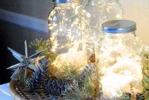 Christmas Lighting / Christmas Lights, and home lighting ideas