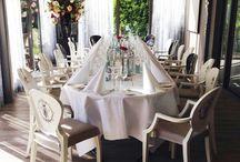 Serre / Dineren in een intieme setting