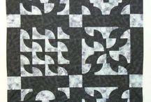 Quilts - Drunkards Path
