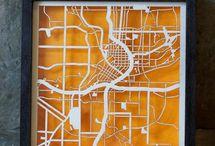 Maps Semi-Realistic