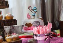 Princess Pony Birthday Party Ideas / Fun Ideas for Pony Birthday Parties for Girl Themed Farm Parties at Rancho Alegre Farm.