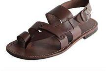 Sandálias masculinas / Sandálias que eu gosto
