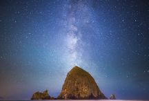 Cannon Beach Oregon / This board will feature the best landscape photography of Haystack Rock and Cannon Beach Oregon by Morrisey Production Company.