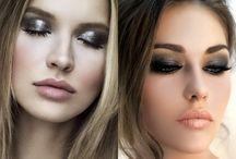 Makes para festas / Inspiração de maquiagem para festas!