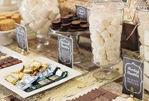 Stół z deserami na Twoim weselu!