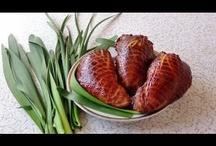 Домашнее копчение / Как коптить мясо, курицу или рыбу в домашних условиях, а также на пикнике, на рыбалке, на даче.