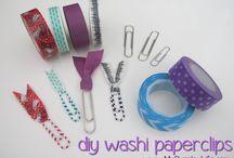 Washi tape stuff