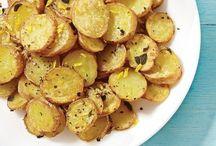 potatoes please