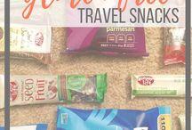 Road Trip Food
