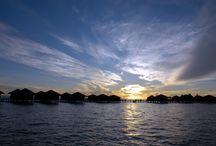 Sipadan Water Village Resort / Mabul Island, Borneo, Malaysia