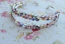 Jewerly Bracelets / by Tina Cline