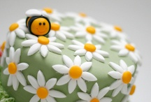 Cakes~Fancy or Fun! / Beautifully decorated cakes, whether they are for a birthday, wedding, shower, anniversary, or just fun, make me smile! / by Nancy Elsworth