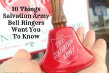 Salvation Army Christmas / Salvation Army Christmas