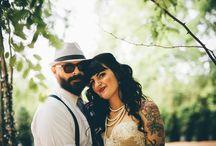 Wedding Couples // Austin Wedding Photographer / Photos of couples at their weddings, photographed by Diana Ascarrunz.
