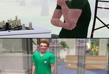 The Sims FUNNY